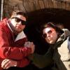 boozey: (Derek and Frank)