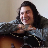 boozey: (Frank smile)
