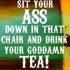 getmygameon: (drink your tea)
