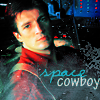 skieswideopen: Malcolm Reynolds, space cowboy (Firefly: Zoe & Wash)