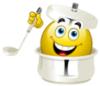 karamelka: (cooking smiley)