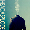 xdawnfirex: (Random - Headasplode)