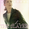 xdawnfirex: (BtVS - Buffy - She is the Slayer)