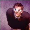 xdawnfirex: (Doctor Who - Ten - 3-D Glasses)