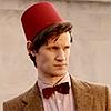 xdawnfirex: (Doctor Who - Eleven - Fez)