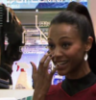 mondaygirl: pb: Zoe Saldana (that was funny)