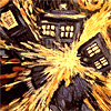 pagecko: (Doctor Who: Blow up Tardis)