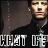 "lannamichaels: ""What If?"" over image of Ioan Gruffudd. (fic)"