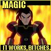 ambersweet: (Chase: Magic Works)