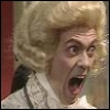"revolutions: Prince George from ""Blackadder the Third"" making an OMG! face. (omg!)"