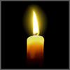gleza: (свеча)