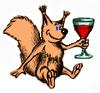 ardillita: (белка с вином)