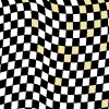 ext_868562: curved checker pattern, mainly black and white (squares)