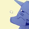 armoured: (sad] sigh)