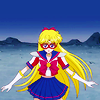 child_of_luv: (Sailor V Fight)