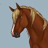 mielga: (конь)
