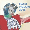 inevitableentresol: Miles Edgeworth with the head of a pigeon (Team Pigeon Edgeworth)