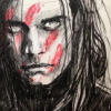 alby_mangroves: My art (Bucky)