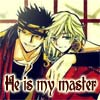 chiisai_kiseki: (He is my master)
