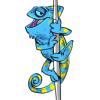 tuuliky: (Chameleon)