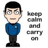 sandmansister: (Spock calm)