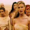 gen_is_gone: the sisters from Mad Max: Fury Road, with Angharad in front (We are not things)