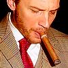 eternalsojourn: (THard Cigar)