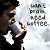 pyroblaze18: (SPN: Dean - Brain Need Coffee)