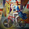hannadarzy: (дівчина на велосипеді)