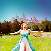 chibimuse: Giselle in a field (enchanted)