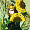 damkianna: A cap of Suki from Avatar: The Last Airbender, fans raised. (Maybe you'll remember this.)