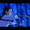 damkianna: A cap of Katara from Avatar: The Last Airbender. (She was protecting the last Waterbender.)