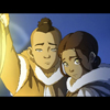 damkianna: A cap of Katara and Sokka from Avatar: The Last Airbender. (So you're leaving the South Pole?)