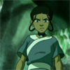 damkianna: A cap of Katara from Avatar: The Last Airbender. (I'll never forgive him.)