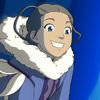 damkianna: A cap of Katara from Avatar: The Last Airbender. (I can have fun)