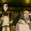 damkianna: A cap of Iroh and Zuko from Avatar: The Last Airbender. (I'm certain you bathe regularly.)