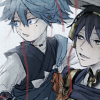 reprizesal: ([Mikazuki] On his shoulders)