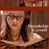 stormerider: (Fred - Knowledge is power)