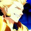 goldenteaset: (amused Gilgamesh)