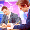 next_to_normal: (Dan and Casey writing)