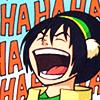 loligo: laughing toph (toph)