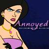 infinimato: Dr Girlfriend is annoyed (venture bros - Dr Girlfriend - Annoyed)