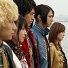 chronikle: (gokai ☆ pose as a team)
