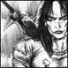 tamarack: (Crow and Crow Sketch)