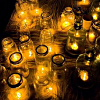 surpassingly: (scene: jars full of lamplight)
