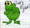 dear_niece: (моя лягушка)