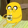 miss_pavonated: (jake tea)