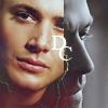sycophantastic: Dean/Castiel D/C icon (Dean/Cas Dean Winchester Castiel D/C)