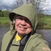 greenfoxy: Me in my green hoode jacket (greenfoxy)