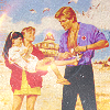 "gloriafan: Stacey, Scott, and Margo from ""The Baby-sitters Club."" (BSC - Boy-Crazy One)"